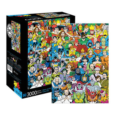 DC Comics – Character Line Up 3000pc Puzzle