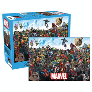 Marvel Cast 3000pc Puzzle