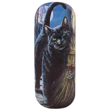 Brush With Magick Glasses Case by Lisa Parker