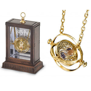 HARRY POTTER Time Turner Necklace - PRE-ORDER