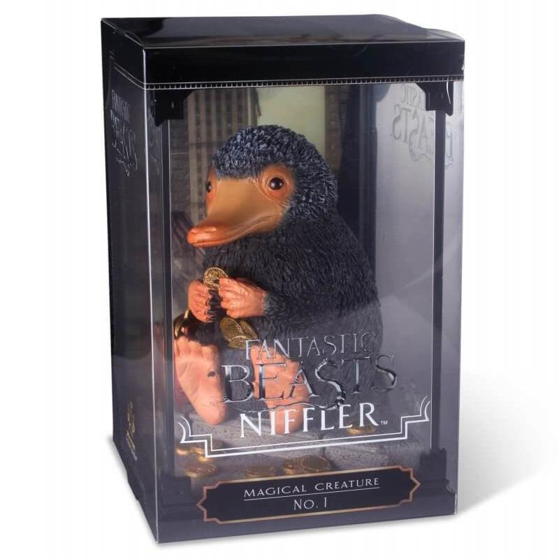HARRY POTTER Magical Creatures- Niffler Figure