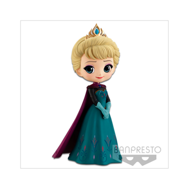Q Posket - Disney - Elsa Coronation Style - Normal Version