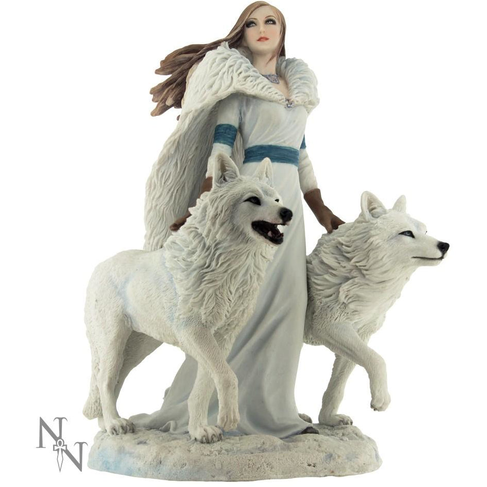 Winter Guardians Figurine by Anne Stokes