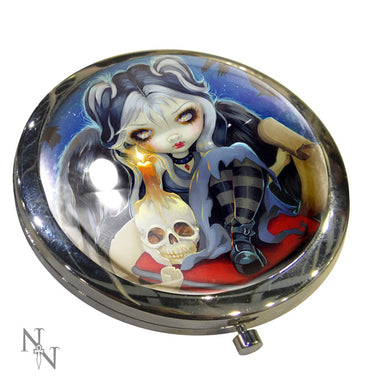 Compact Mirror Sign Of Our Parting by Jasmine Becket-Griffith