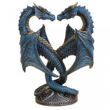Dragon Heart Candle Holder by Anne Stokes