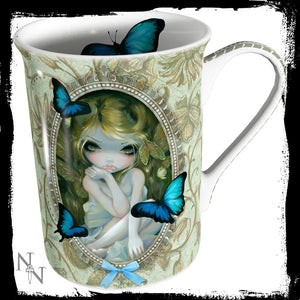 Lily Mug by Jasmine Becket-Griffith