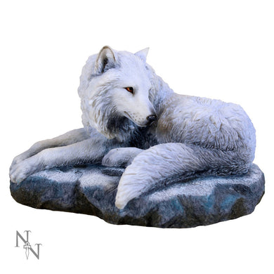 Guardian Of The North Figurine by Lisa Parker