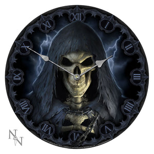 The Reaper Clock by James Ryman