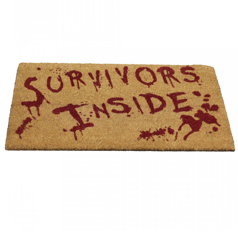 Survivors Inside Doormat