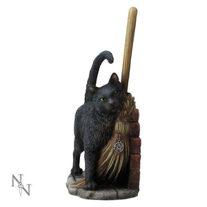 A Brush with Magick Figurine by Lisa Parker
