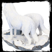 Warriors Of Winter Figurine by Lisa Parker