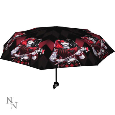 Dark Jester Umbrella by James Ryman