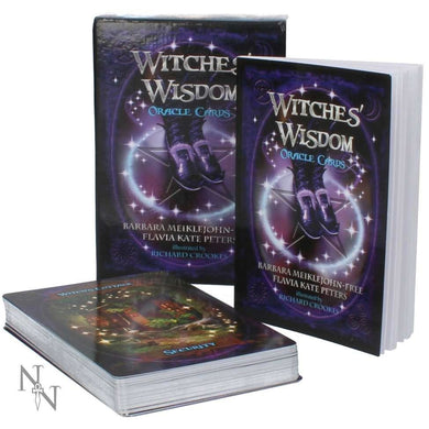 Witches Wisdom Oracle Card Deck