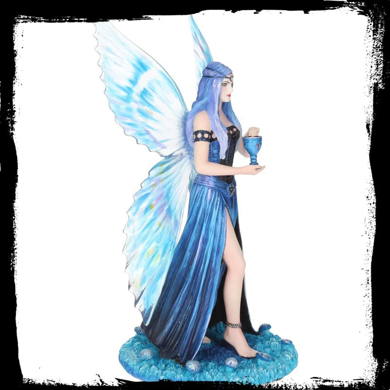 Enchantment Figurine By Anne Stokes Fantasy Art Trading