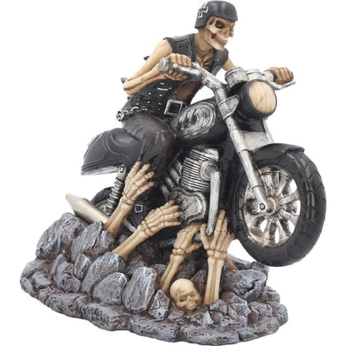 Ride out of Hell Figurine by James Ryman
