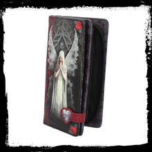 Only Love Remains Embossed Purse by Anne Stokes