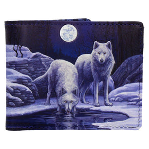 Warriors of Winter Wallet by Lisa Parker