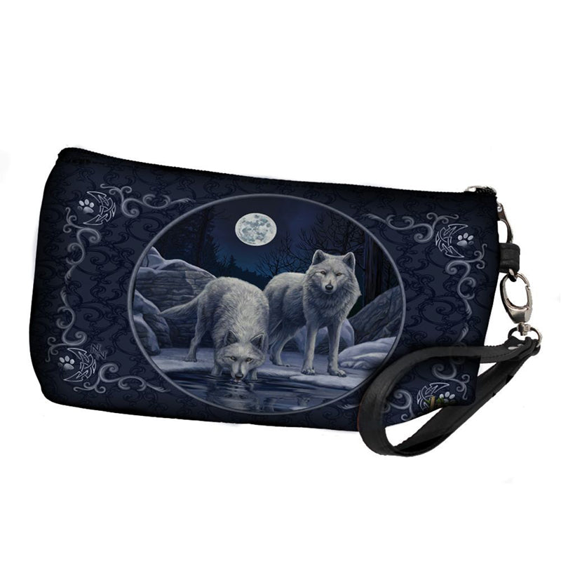 Warriors of Winter Wash Bag by Lisa Parker