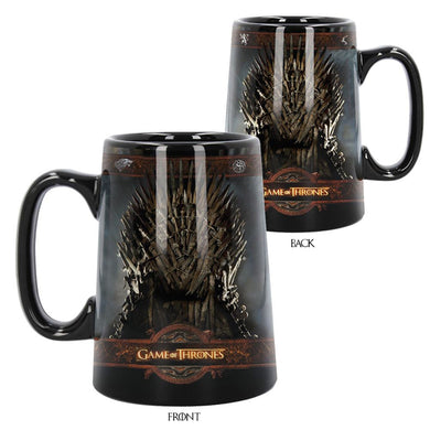 CERAMIC GAME OF THRONES TANKARD MUG (GOT)
