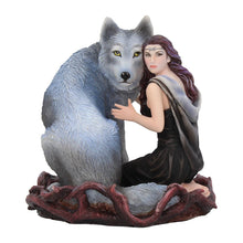 Soul Bond Figurine by Anne Stokes