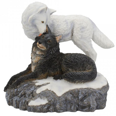 Snow Kisses Figurine by Lisa Parker - PRE-ORDER