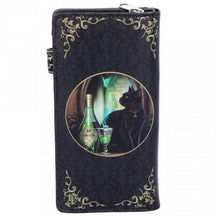 Absinthe Embossed Purse by Lisa Parker