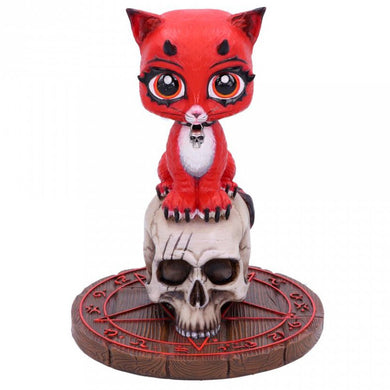 Devil Kitty Figurine by James Ryman - PREORDER