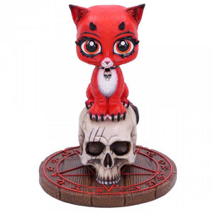 Devil Kitty Figurine by James Ryman