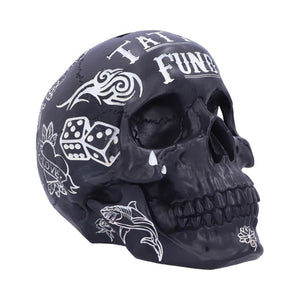 Tattoo Fund Money Box (Black)
