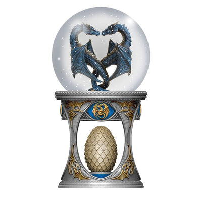 Dragon Heart Snowglobe by Anne Stokes - PREORDER
