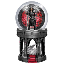 Valour Snowglobe by Anne Stokes