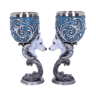 Wild At Heart Goblets - Set of 2