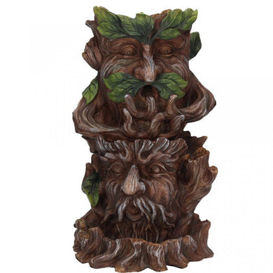 Forest Elders Backflow Incense Burner