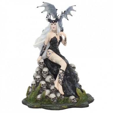 Mad Queen Figurine by Nene Thomas
