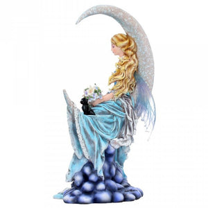Wind Moon Figurine by Nene Thomas