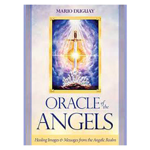 Oracle Of The Angels Oracle Cards