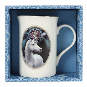 ENLIGHTENMENT MUG BY ANNE STOKES