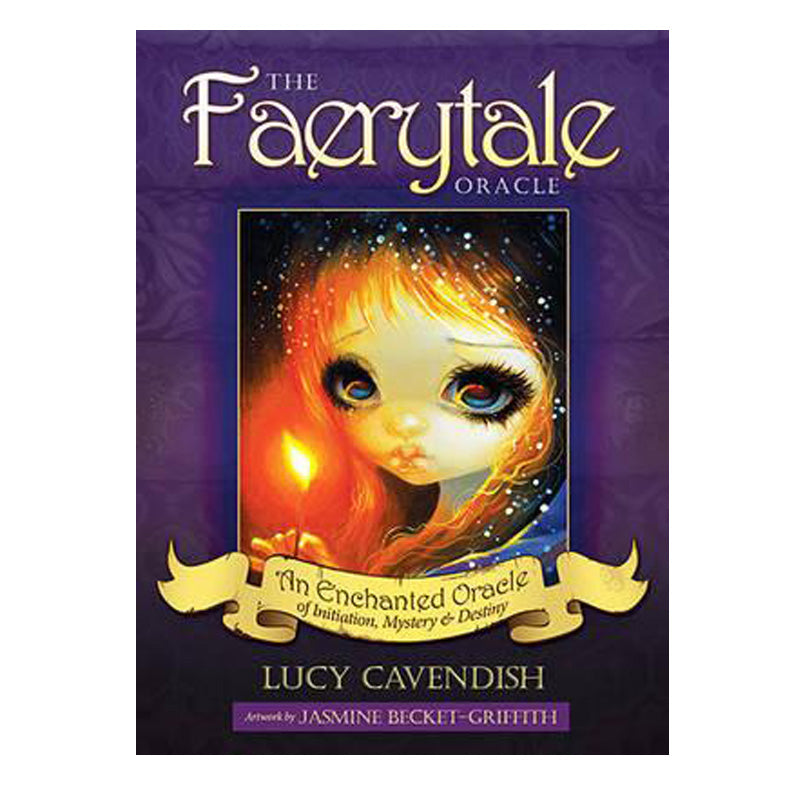 Faerytale Oracle Deck by Jasmine Becket-Griffith