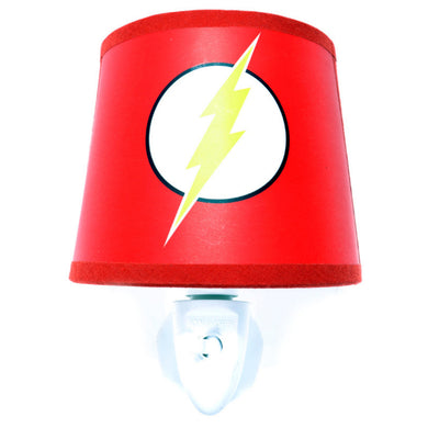 The Flash Logo Night Light