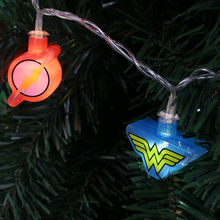 Justice League String Lights