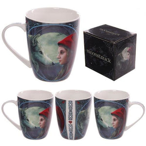 Moonstruck Mug by Lisa Parker