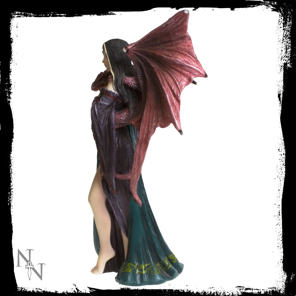 Soul Mates Figurine By Anne Stokes Fantasy Art Trading