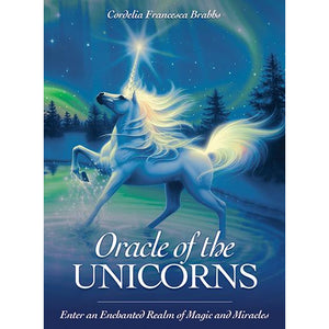 Oracle Of The Unicorns Deck by Selina Fenech