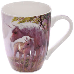 Pink Mystical Unicorn Mug