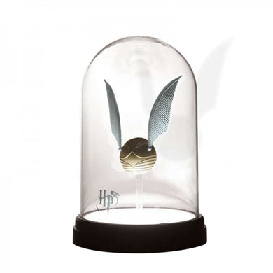 Harry Potter Bell Jar Light - Golden Snitch