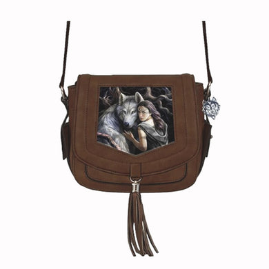 Soul Bond Side Handbag by Anne Stokes - PREORDER