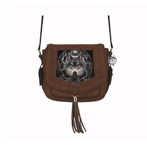Night Forest Side Handbag by Anne Stokes - PREORDER