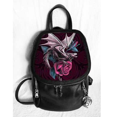 Dragon Beauty 3D Lenticular Backpack by Anne Stokes