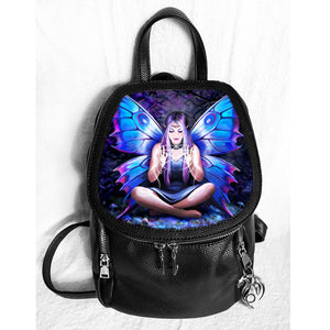 Spell Weaver 3D Lenticular Backpack by Anne Stokes
