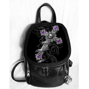True Love Never Dies 3D Lenticular Backpack by Anne Stokes